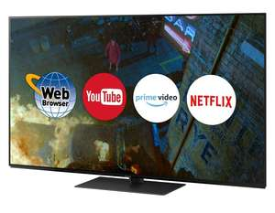 Panasonic TX-55FZ802B 55 Inch SMART 4K Ultra HD HDR OLED TV - Refurbished £799.99 @ panasonic eBay