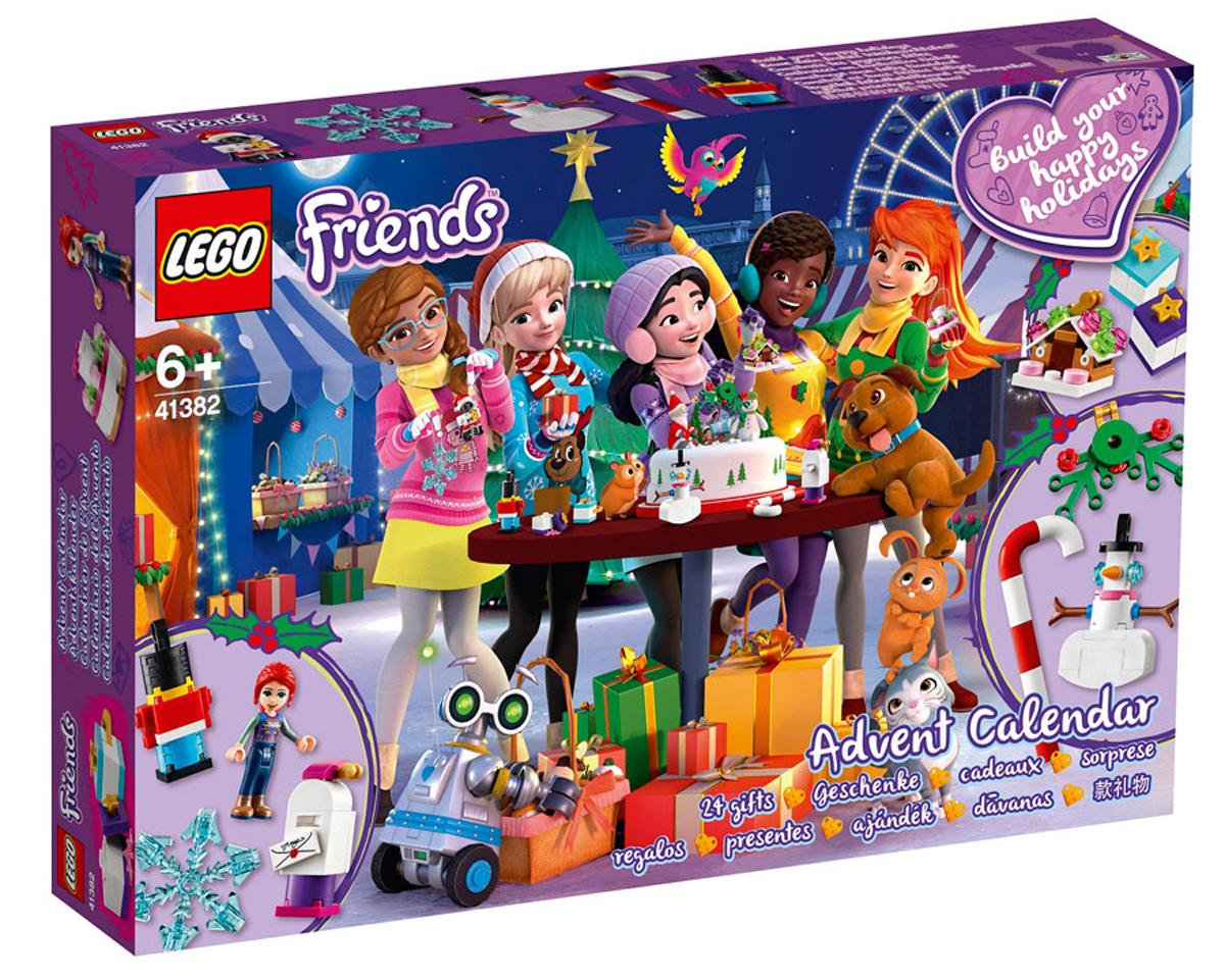LEGO 41382 Friends Advent Calendar 2019 £17.59 (Prime) / £ 22.08 (non Prime) at Amazon