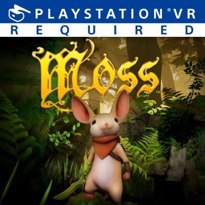 [PS4] Moss PlayStation VR (PSVR) - £12.99 @ PlayStation PSN