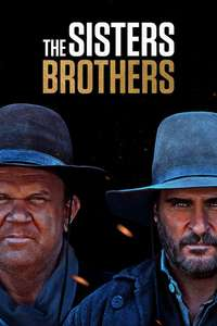 The Sisters Brothers (HD) 45p to Rent (with Code) at Chili.com