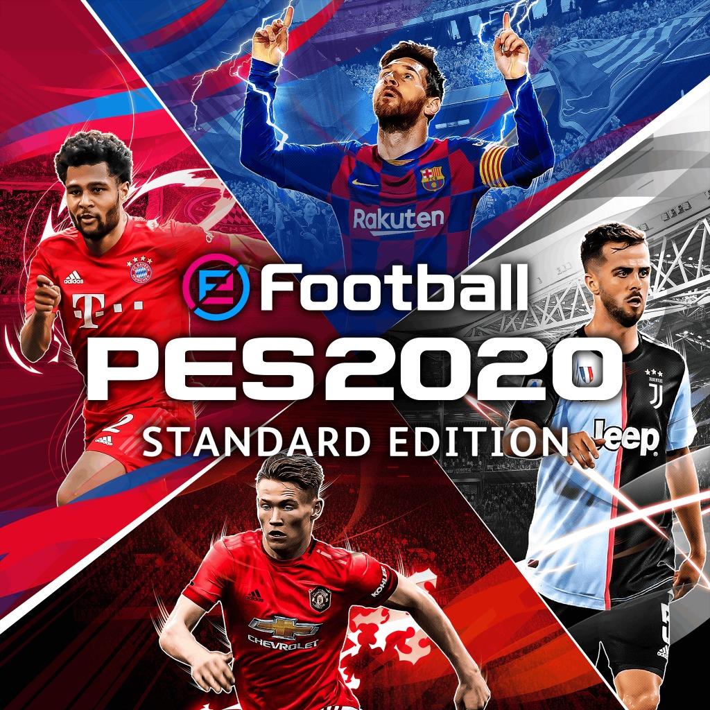 eFootball PES 2020 £32.15 standard edition / Legend edition £37.19 @ PSN