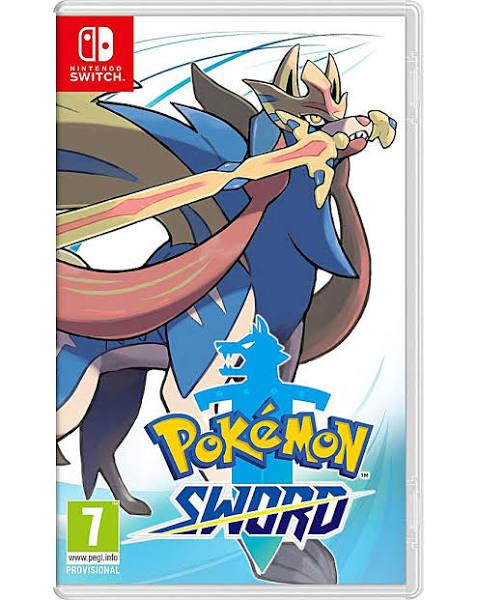 Pokemon Sword & Shield physical copy pre order - £39.85 @ Base.com