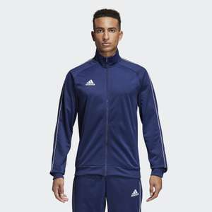 Adidas Core 18 Track Top - £13.77 using @ Adidas + free Click and Collect or £3.99 delivery