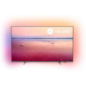 PHILIPS Ambilight 55PUS6754 Smart 4K Ultra HD HDR 10+ LED TV £484 with code + 6 Year Warranty (50 inch £414 / 65 inch £649) @ Richer Sounds