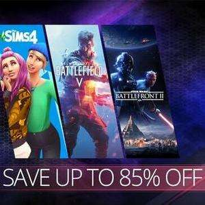 Humble Store EA sale up to 85% off e.g. Star Wars Battlefront II - £5.99