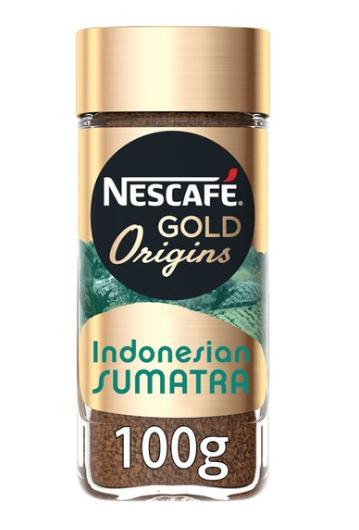 Nescafe gold origins varieties 100g £2.24 @ Tesco instore and online