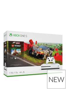 X Box One S with Forza Horizon 4, Lego Speed Champions & Fifa 20 £213.98 delivered @ Very
