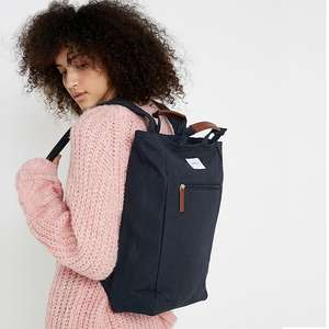 Sandqvist Tony Navy Totepack Backpack (was £85) now £42 delivered using code for 30% Off sale items @ Urban Outfitters (more in thread)