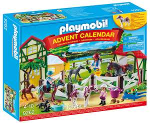 Playmobil Advent Calendar Farm with Flocked Horse £15.99 at Amazon Prime / £20.48 Non Prime