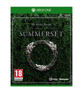 Summerset for Xbox one and PS4 £7.25 @ Tesco - Redcar