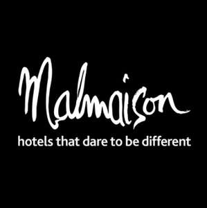 Malmaison hotels: 25% off 3 course dinner plus b&b - Rooms from £106