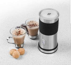 Salter EK3459 Milk Frother and Heater with Removable Whisk £12.50 in store at Tesco .