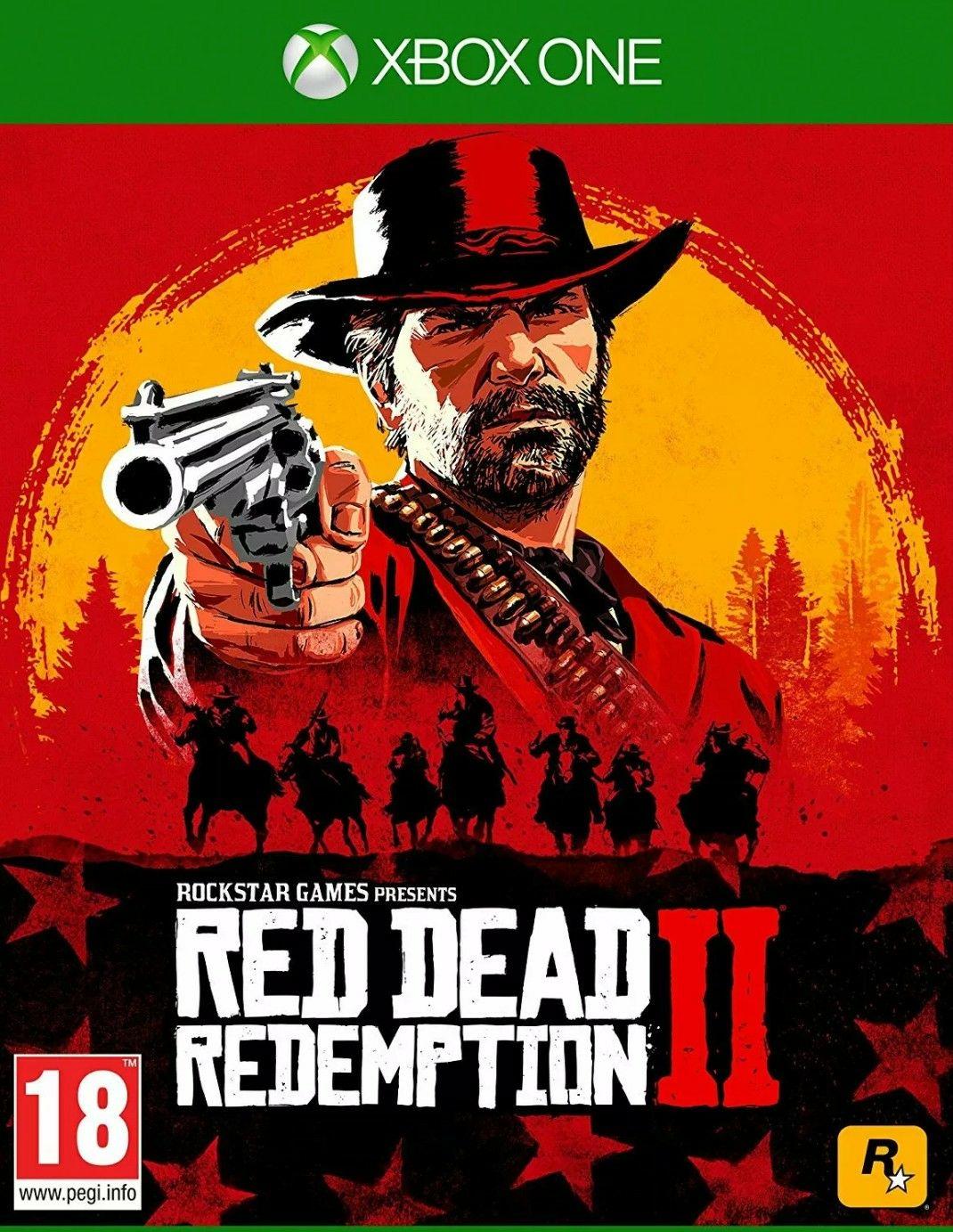 Red Dead Redemption 2 (Xbox One)  Ebay Boomerang rentals