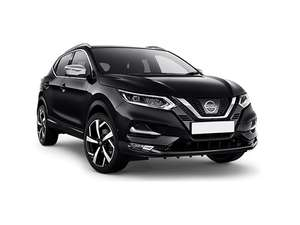 Nissan Qashqai 1.3 DIG-T 160 Acenta Premium Auto DCT - 2 Year Lease - 23 x £204pm. £1,226 up front. (£6124 total) @ nationwide vehicle