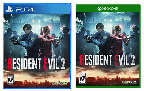 Resident Evil 2 Remake (PS4 / Xbox One) for £17.99 delivered @ Base