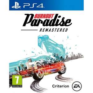 Burnout Paradise Remastered (PS4/ Xbox One) £9.95 Delivered @ The Game Collection