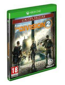 Tom Clancy's The Division 2 - Limited Edition (Xbox) Sealed New £11.50 Delivered @ easytalk-3 via ebay