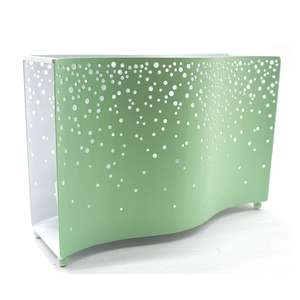 Official Yankee Candle Mint Green Glow Metal Multi Tea Light Holder £6 Prime / £10.49 non Prime Sold by The Wax Outlet & FBA