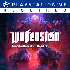 [PS4] Wolfenstein: Cyberpilot - PlayStation VR (PSVR) £8.99 @ PlayStation Store