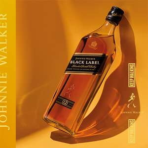 Free sample of Johnnie Walker Black Label and Fever-Tree Refreshingly Light Ginger Ale - Send Me A Sample