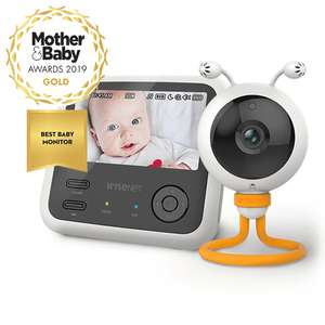Wisenet Video Baby Monitor – SEW-3048 £90.24 @ Baby Monitors Direct (New Customers Only)