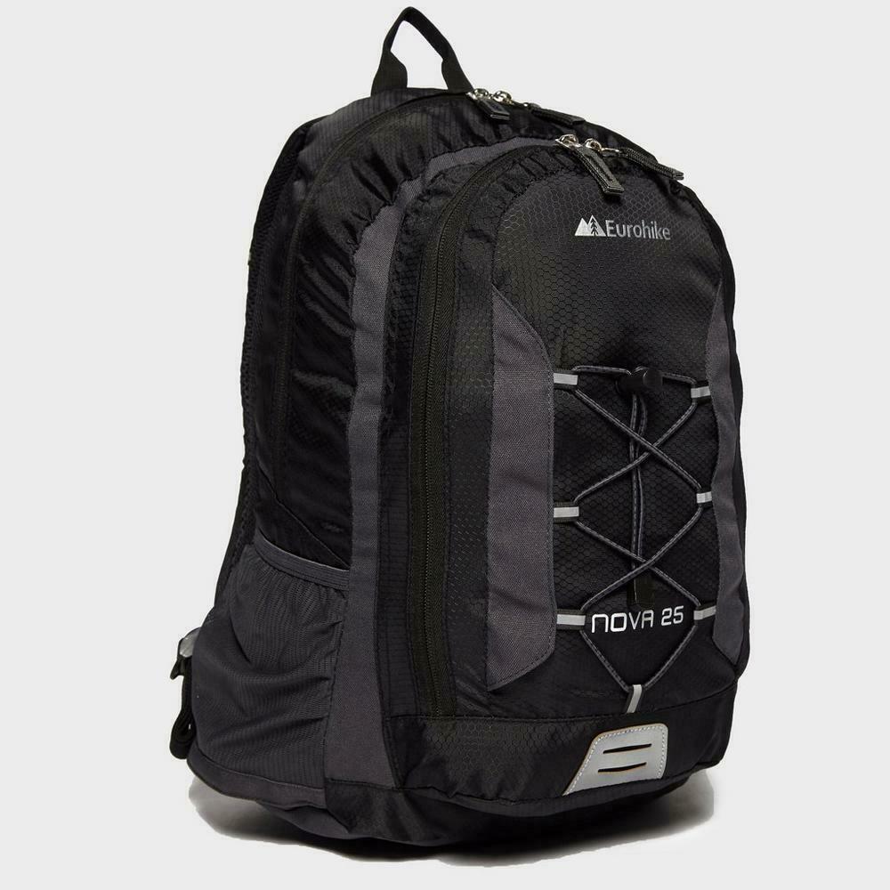New Eurohike Nova 25L Daysack Black £13.63 @ Blacks eBay