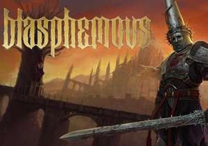 Blasphemous PC (Steam) £14.60 @ Gamivo