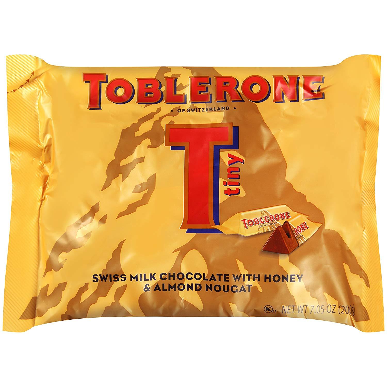 Tiny Toblerones 200g Bag for £1 at Poundland