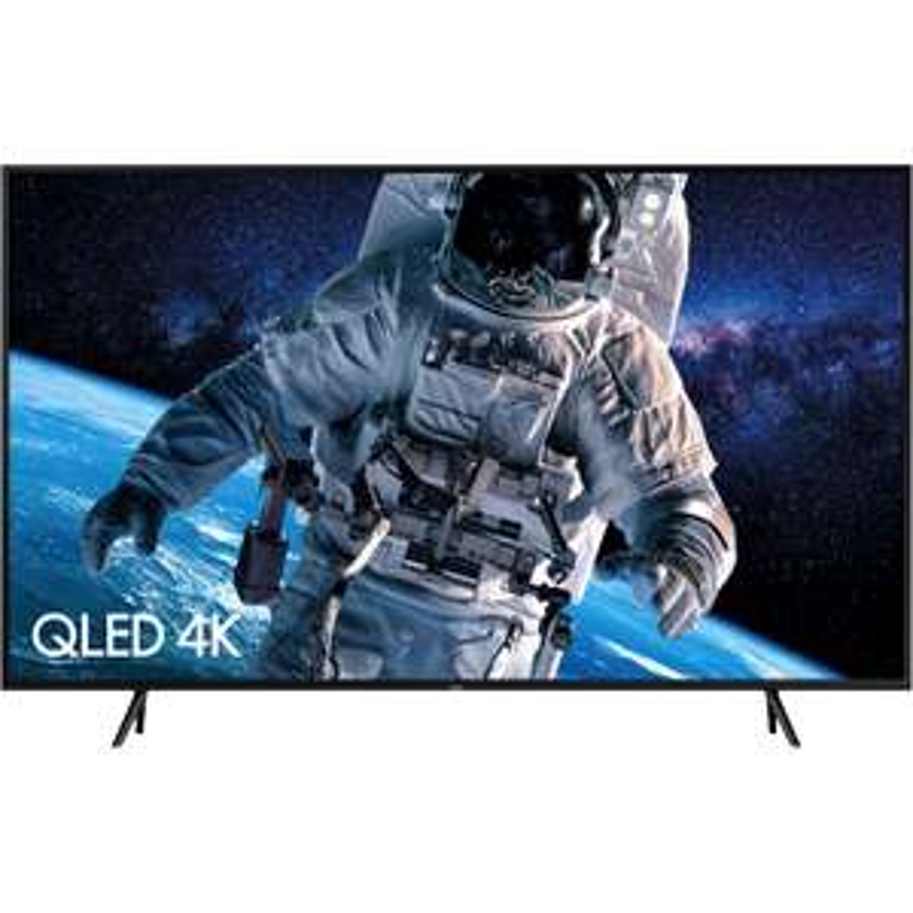 "Samsung QLED QE55Q60RA 55"" Smart HDR 4K Ultra HD TV, Quantum Processor 4K and Ambient Mode - £869 @ AO (£769 after cashback)"