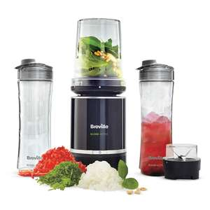 Breville Blend Active Pro Food Prep Blender - Black/Silver 1 Year Guarantee £25 with code @ Robert Dyas (Free C&C)