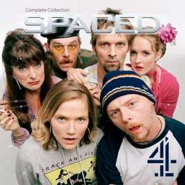 Spaced: Complete Collection £4.99 on iTunes