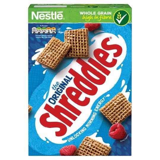 Nestle Shreddies Original Cereal 415g - £1.05 @ Tesco
