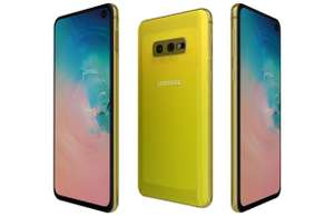 Samsung s10e Canary Yellow + free Galaxy Buds £469 with Samsung Members App