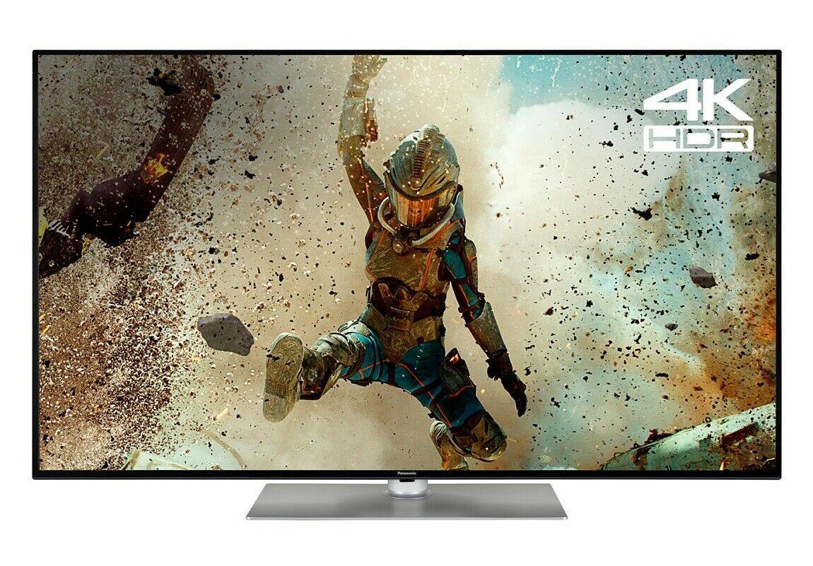 Refurbished Panasonic TX-65FX560B 65 Inch 4K Ultra HD LED Smart TV £499.99 Panasonic on eBay