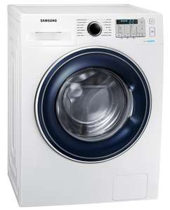 Samsung ecobubble WW80J5555FA 8Kg 1400rpm Washing Machine - White / Graphite A+++ Rated & 5 Year Warranty £332.10 delivered with code @ AO