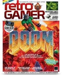 Retro Gamer Magazine 3 for £1 at My Favourite Magazines