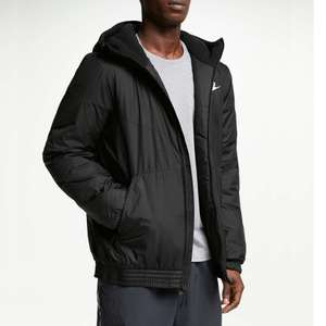 Nike Synthetic Fill Jacket, Black £47 at John Lewis and Partners (+£2 Click and collect)