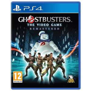 Ghostbusters The Video Game Remastered PS4 / XBOX £20.95 The Game Collection