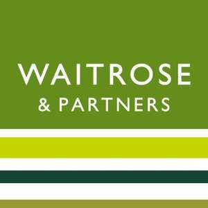 Spend £20 or more at Waitrose & Partners, get 5% back every time with Amex