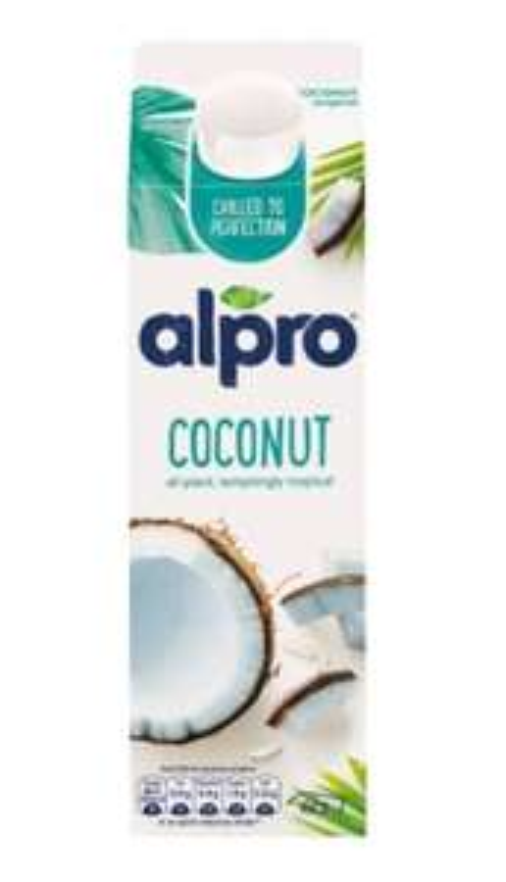 Alpro Coconut Drink Original Chilled 1L - £1 @ ASDA