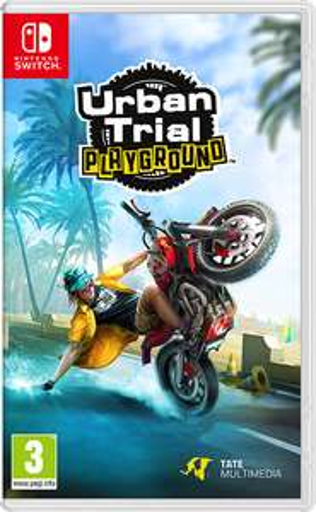 Urban Trial Playground (Nintendo Switch) - £2.69 @ Nintendo Shop