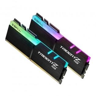 16GB (8GBx2) G.SKILL Trident Z RGB DDR4 PC4-25600 3200MHz £12.79 Tech Next Day