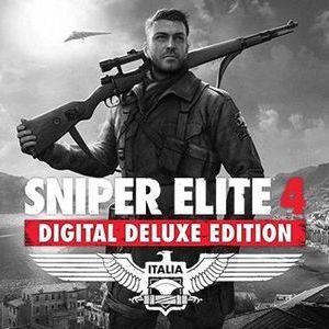 Sniper Elite 4 Digital Deluxe on Steam (Base Game + Season Pass) £9.85 @ Gamersgate