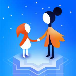 Monument Valley 2 on sale on the GooglePlay store for £2.39