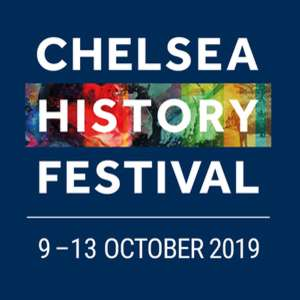 10% Discount on tickets with Voucher code @  Chelsea History Festival