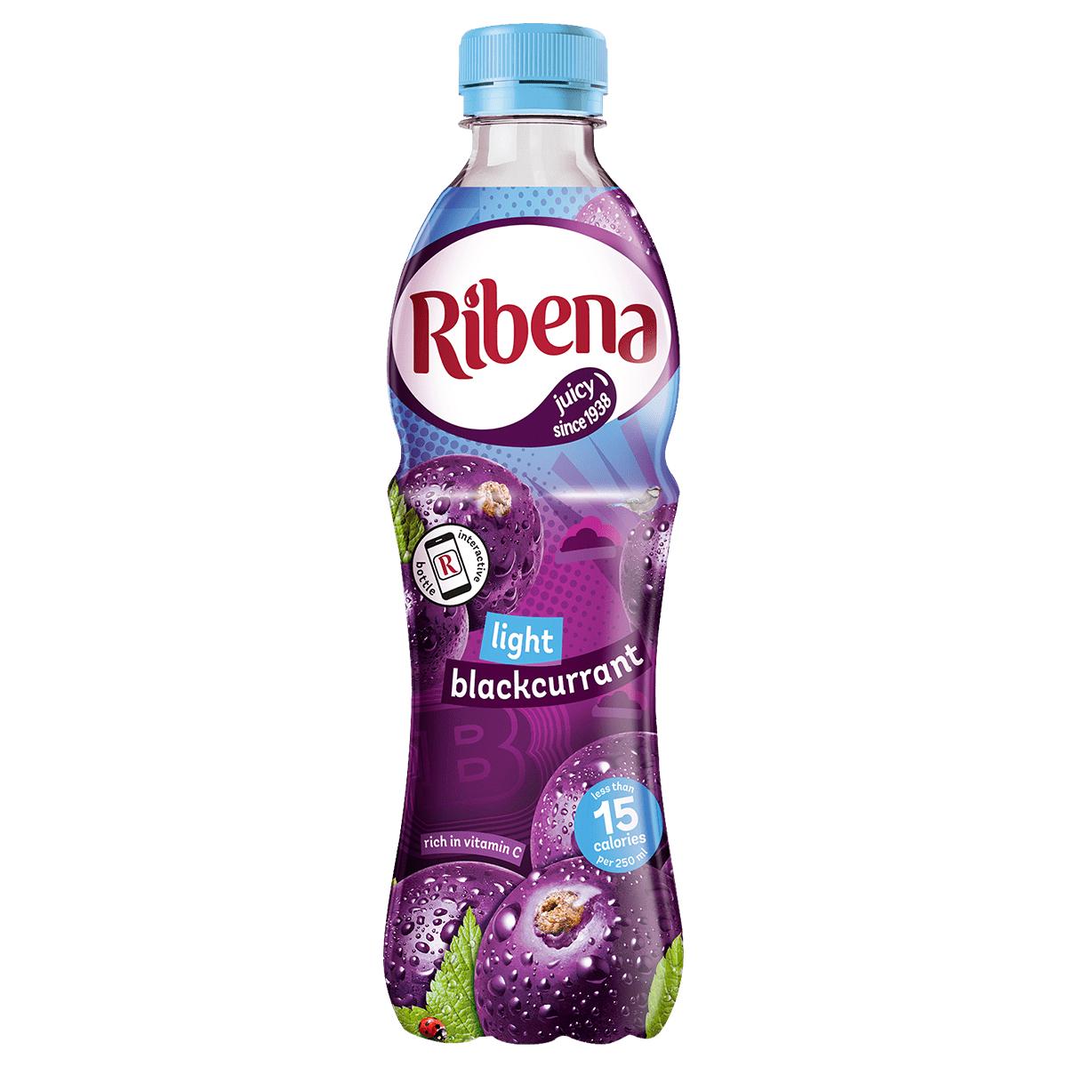 Ribena Light Blackcurrant Juice Drink 500ml 20p @ Quality Save Prestwich (BBE October 2019)