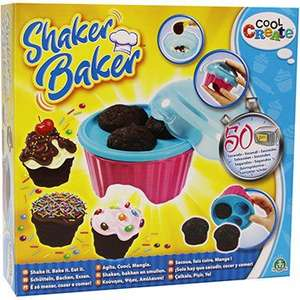 Shaker Baker Kit £3 @ The Works free Click and collect