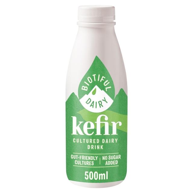 morrisons - Biotiful Dairy Kefir Cultured Milk Drink 500ml  - £1.75