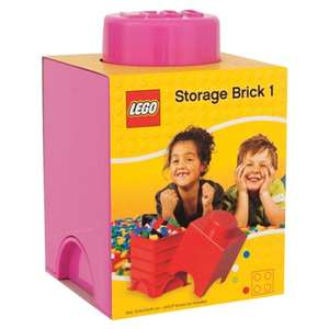 Small Lego  4001 storage brick £3.99  in store at Home Bargains West Bromwich