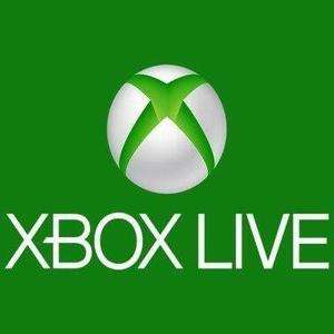 £20 Xbox Live Credit - £14.29 with code @ Gamivo